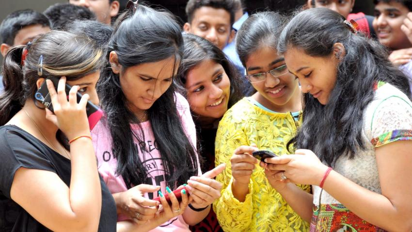 Indian Smart Phone Users
